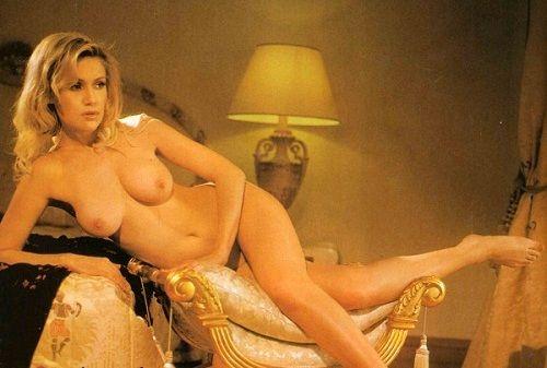 """Κωνσταντίνα Μιχαήλ: """"Έκανα με άνεση την γυμνή φωτογράφηση""""   AthensTimeout"""