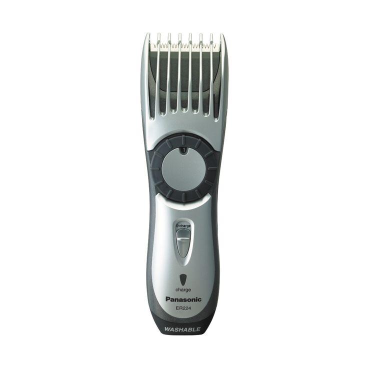 Personal Edge : Panasonic ER224S Rechargeable Beard Trimmer