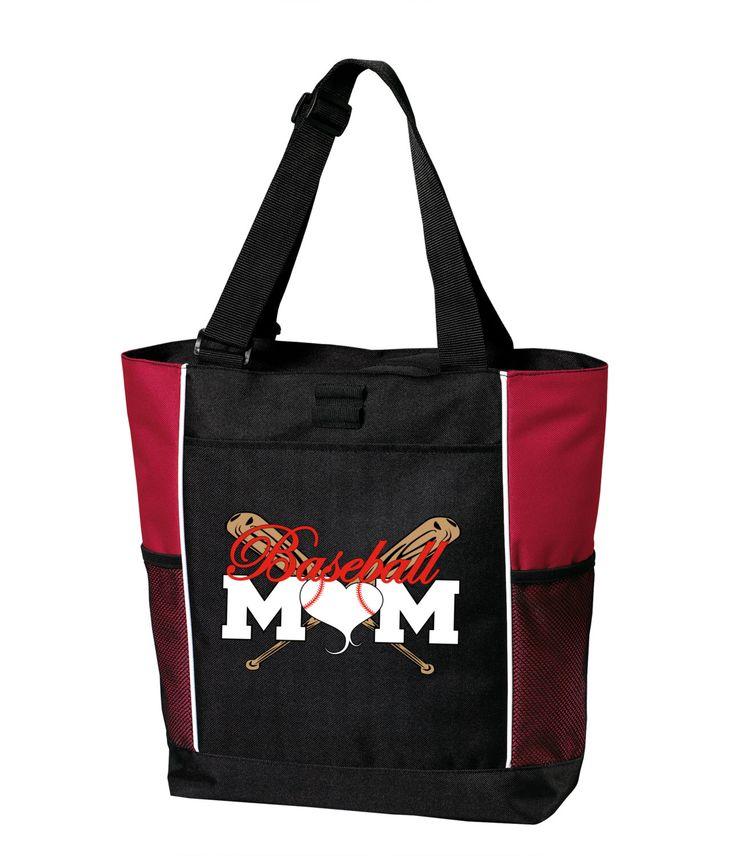 Tote Bag, Baseball Mom, Softball Mom, Baseball mom shirt, Water bottle, Baseball, Gifts for mom, Gym bag, Mother's day, VitalSignandApparel by VitalSignandApparel on Etsy https://www.etsy.com/listing/229268596/tote-bag-baseball-mom-softball-mom