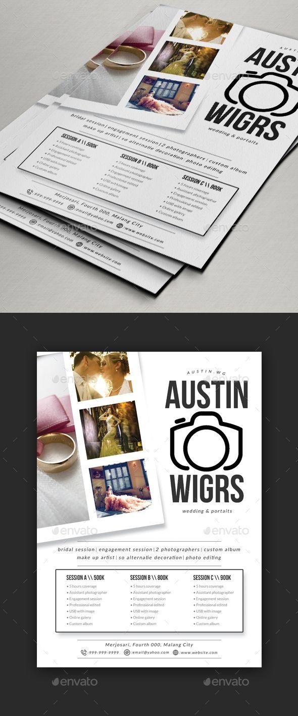 254 best Photography Flyer images on Pinterest | Flyer design ...