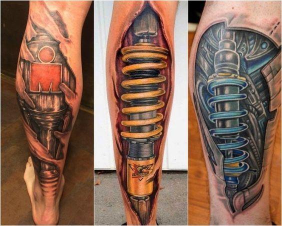 Tatuajes Para Hombre En La Pierna 127 Ideas Tatuajes
