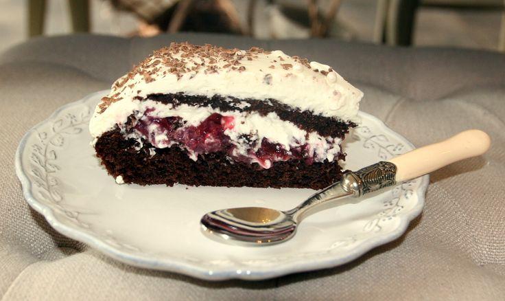 domácí dorty a koláče