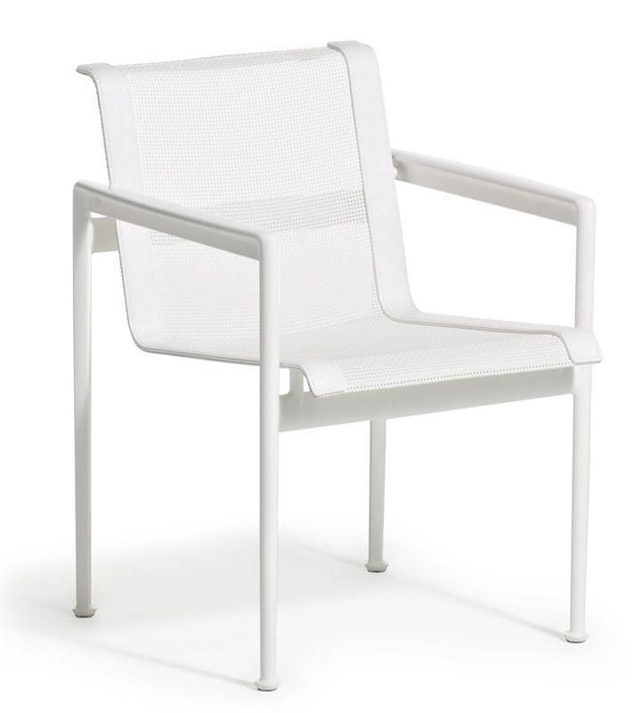Knoll 1966 Dining Armchair Dining Arm Chair Modern Outdoor