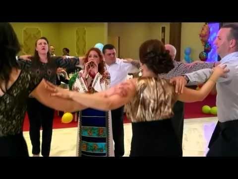 Andreea Mirica program 2 Botez Restaurant Crystal 12.03.2016 - YouTube