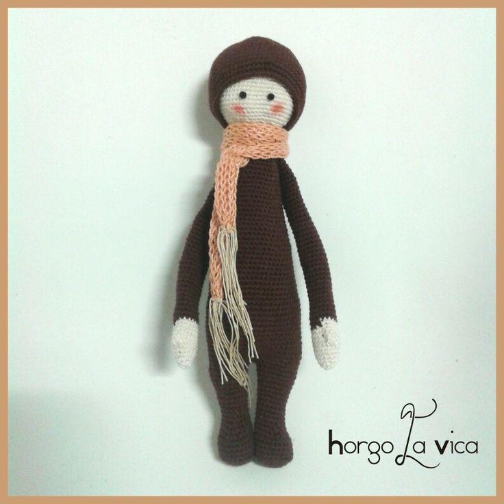 Lalylala Crochet doll