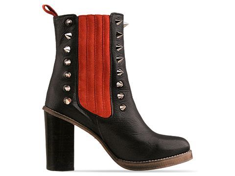 To Be AnnouncedPretty Shoes, Fashion, Bday Shoes, Announcements Dom, Black Red, Ankle Boots, Sho Shoes, Shoes Shoes, Boots Exeptional
