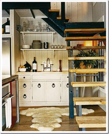 kitchens under stairs pt3