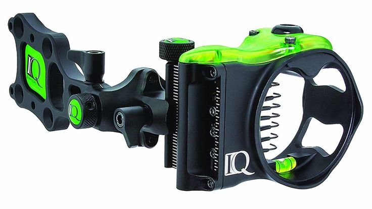 IQ Retina Lock Micro Bow Sight 5 Pin Compound Bow Archery Deer Hunting Sights RH #FieldLogic