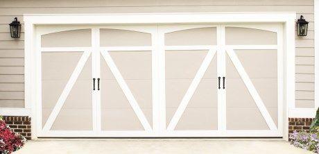 wayne dalton carriage house steel garage door model 6600