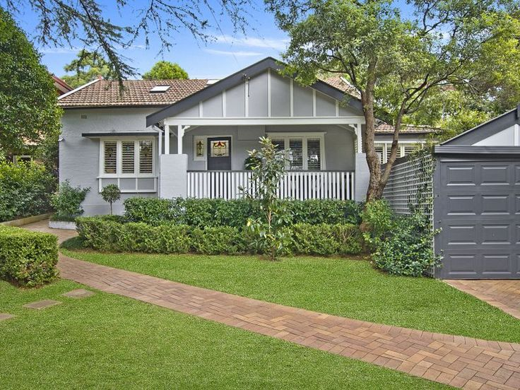California bungalow architectural style in australia for California bungalow house