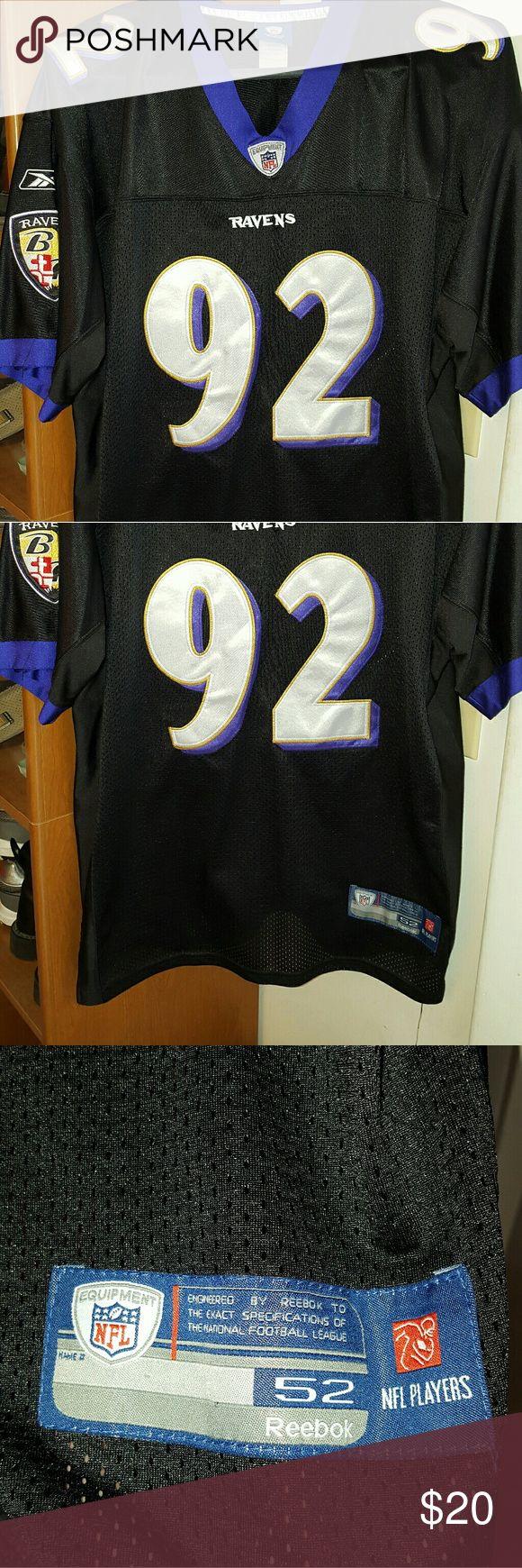 Mens Baltimore Ravens jersey Mens Baltimore Ravens Jersey, #92 Ngata. on field reebok  Shirts Tees - Short Sleeve