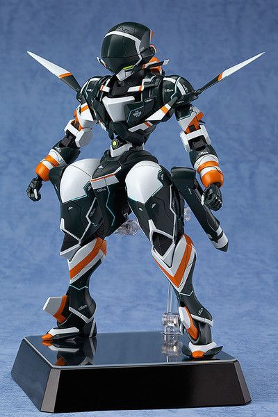 Crunchyroll - Machine Caliber K6821 Chamber PLAMAX SG-01 - Gargantia on the Verdurous Planet 1/48th Scale
