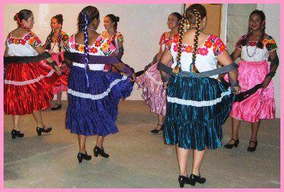 Grupo Folklórico Oyohualli, Huapango Hidalguense.
