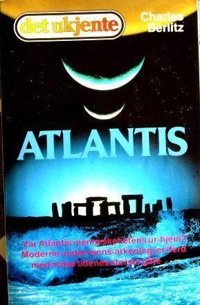 """""""Atlantis"""" av Charles Berlitz"""