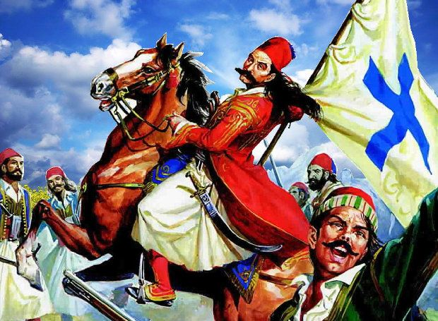 4 Μαρτίου 1827-Ο Καραϊσκάκης κατατροπώνει τις δυνάμεις του Κιουταχή στο Κερατσίνι