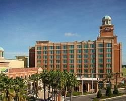 130 - Renaissance Tampa Hotel International Plaza - not a bad price, attached to the mall, close to major roads to get over the bridge quick