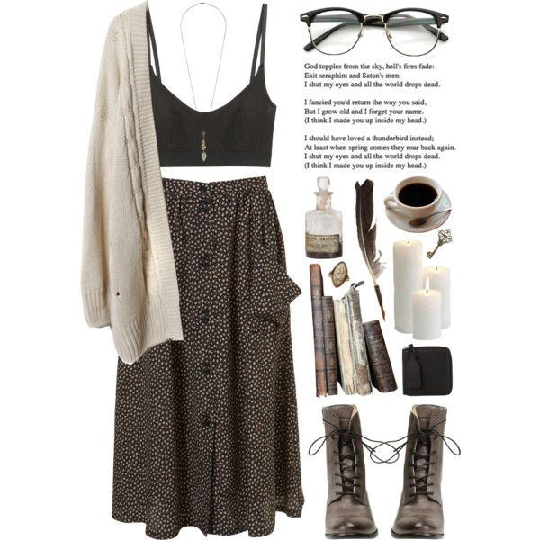 Poetry by candlelight, created by ctodtims on Polyvore