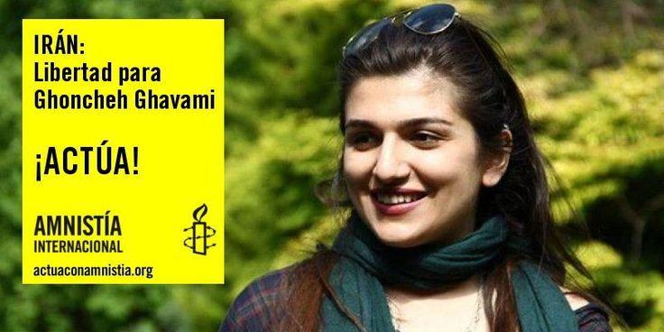 Ghoncheh Ghavamí ha sido condenada por un tribunal iraní a un año de cárcel por intentar asistir como espectadora a un partido de voleibol.