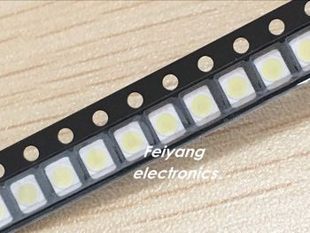 100pcs Original And New For Lg Led Backlight 1210 3528 2835 1w 100lm