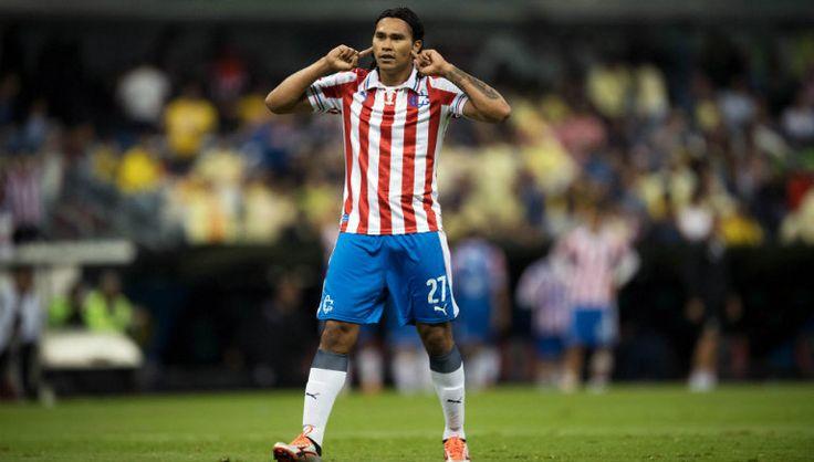 Gullit Peña no viaja con Chivas a Veracruz - Diario Deportivo Record