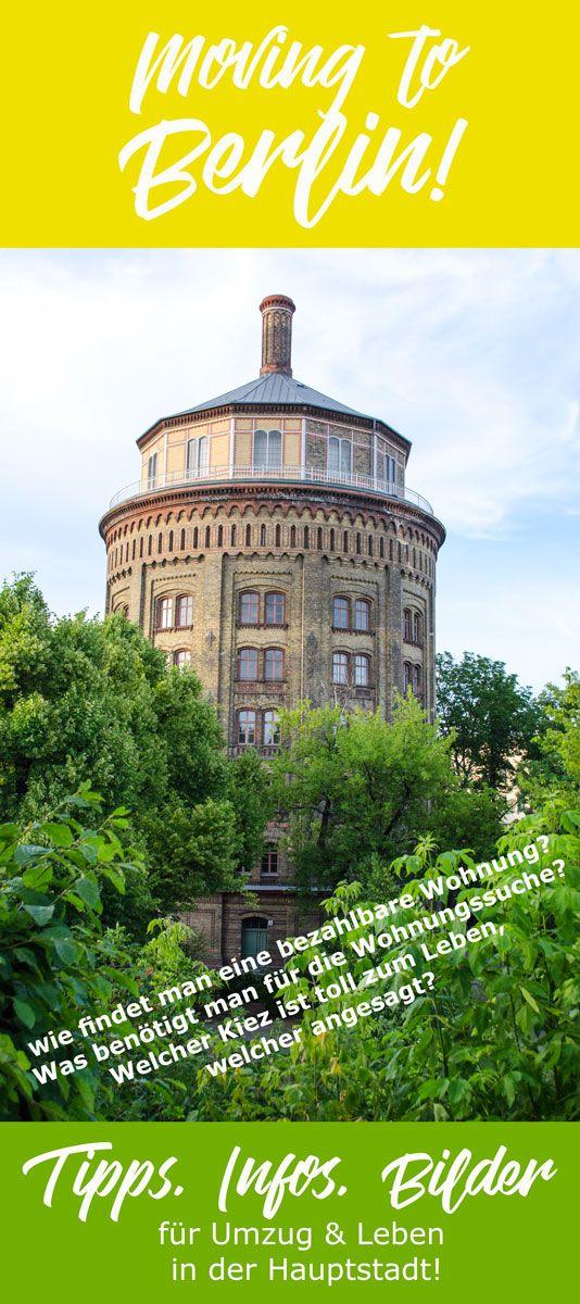 Spielst du mit dem Gedanken nach Berlin zu ziehen, suchst du dort eine neue Wohnung oder willst du einfach mehr über die Hauptstadt wissen? Hier gibt es tolle Bilder und einfach ALLES, was du zum Thema Stadt, Kiez, Umzug, Wohnung finden wissen musst!