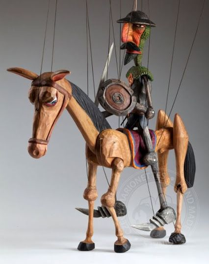 czech conquistador marionette