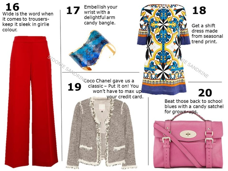 YOUR ESSENTIAL SUMMER WARDROBE GUIDE