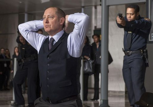 Fall 2013 TV First Impression: NBC's The Blacklist
