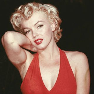 Beauty-Look à la Marilyn Monroe: RED LIPS