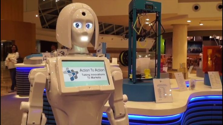 Humanoid Robotics for all business needs at Innovators