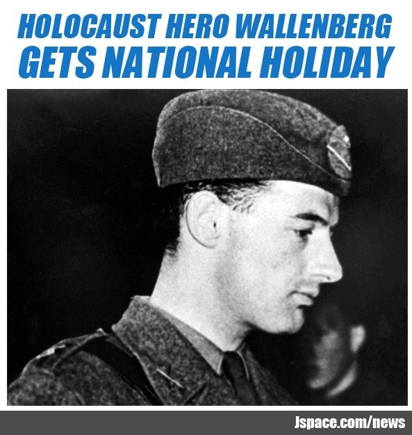 Image result for Raoul Wallenberg Saving Jews