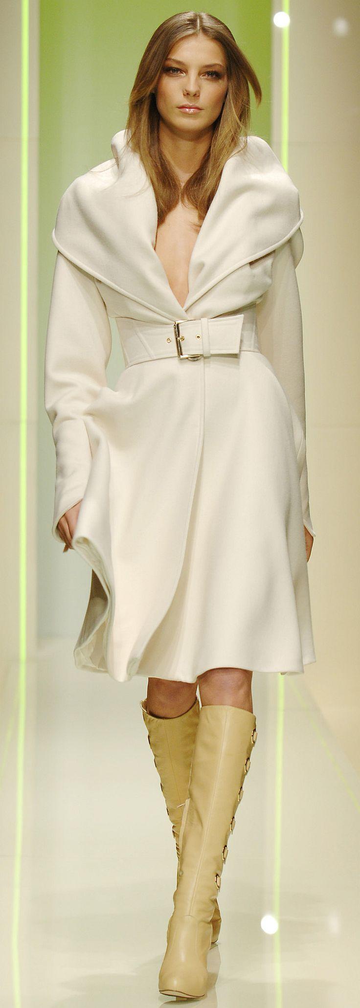 Versace. Beautiful coat!