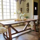 4x4 trussel table | Ana White