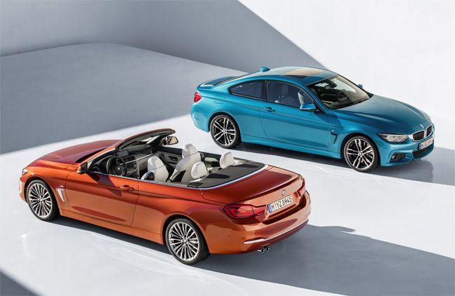 Nouvelle BMW Série 4 : toujours aussi séduisante !