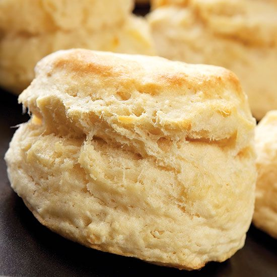 Grandma's famous recipe for homemade biscuits uses an old-fashioned ingredient — lard.