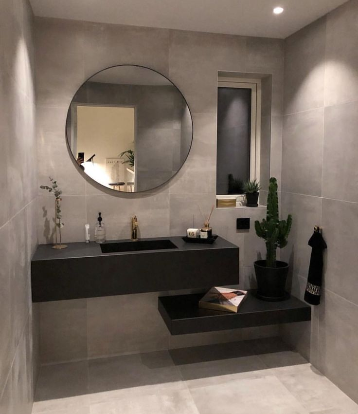 306 best Deco images on Pinterest Bathroom, Half bathrooms and