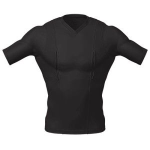 5.11 Tactical Holster V-Neck Shirt available in the USA at http://www.511-tactical-products-worldwide.com/5-11-tactical-holster-v-neck-shirt/