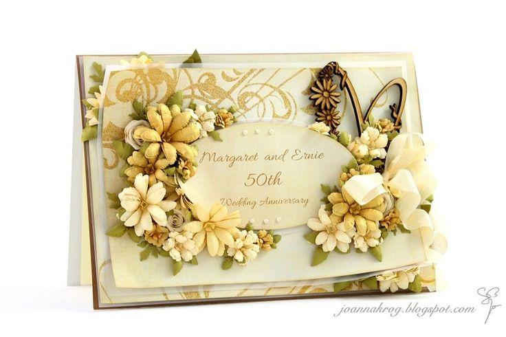Joanna: Złota Rocznica Ślubu / Golden Wedding Anniversary
