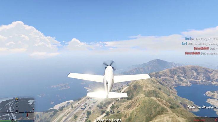 Grand Theft Auto V en téléchargement gratuit : GTA V, GTA 5 : Cinquième volet majeur de la série de jeux d'action très populaire développée par Rockstar North en coopération avec Take Two Interactive.