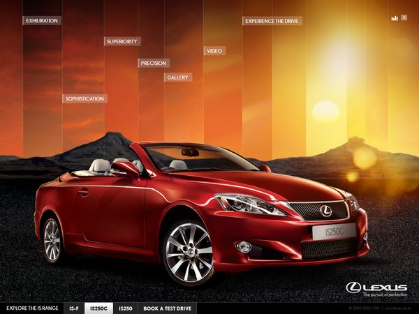 Lexus IS Campaign ~ my car, I have 2010 in dark gray, IS250c