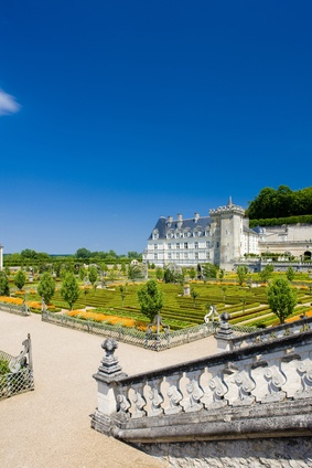 Chateau de Villandry, France - can't wait to see it
