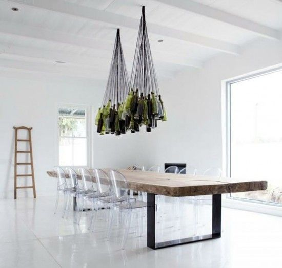 Interior Obsessions: Unexpected Dining - Paper and Stitch
