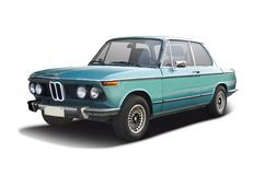 Classic Car BMW 2002 - Download From Over 52 Million High Quality Stock Photos, Images, Vectors. Sign up for FREE today. Image: 66152519