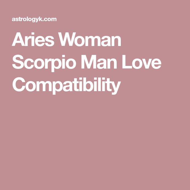 Aries Man In Love With Scorpio Woman: Leo Astrology Signs, Cancerian Horoscope And Leo