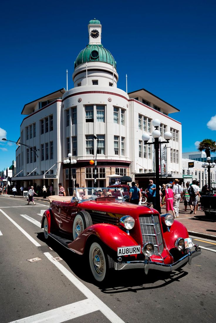 10 Great Art Deco Cities You Might Not Know About - Condé Nast Traveler