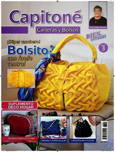 Capitone Carteras y bolsos nº 3 - Rosymar N - Álbumes web de Picasa