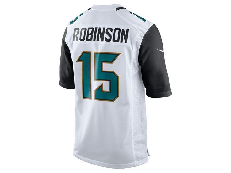 Jacksonville Jaguars Allen Robinson Nike NFL Men's Game Jersey