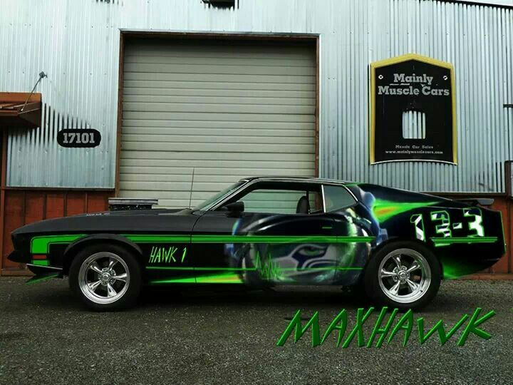 119 best Seahawks Vehicles images on Pinterest | 12th man, Seattle ...