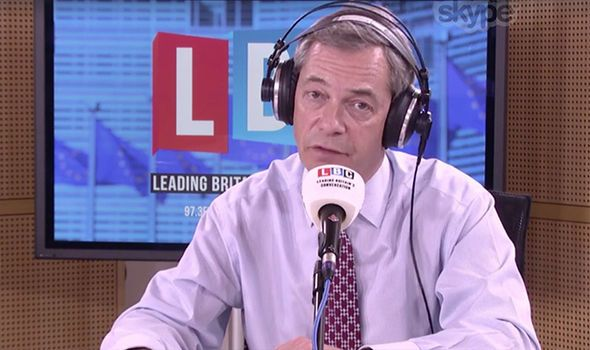 'Whistle for it!' Nigel Farage fumes over £60bn bill UK is expected to pay to leave EU - https://newsexplored.co.uk/whistle-for-it-nigel-farage-fumes-over-60bn-bill-uk-is-expected-to-pay-to-leave-eu/