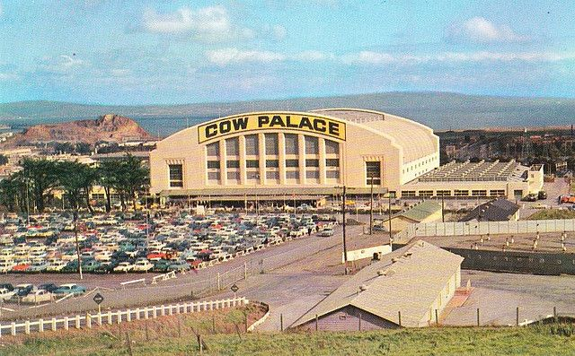 Cow Palace San Francisco 1950s